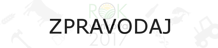 První zpravodaj Roku venkova 2017!